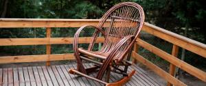 """""""Jakes"""" Rocker Chair"""